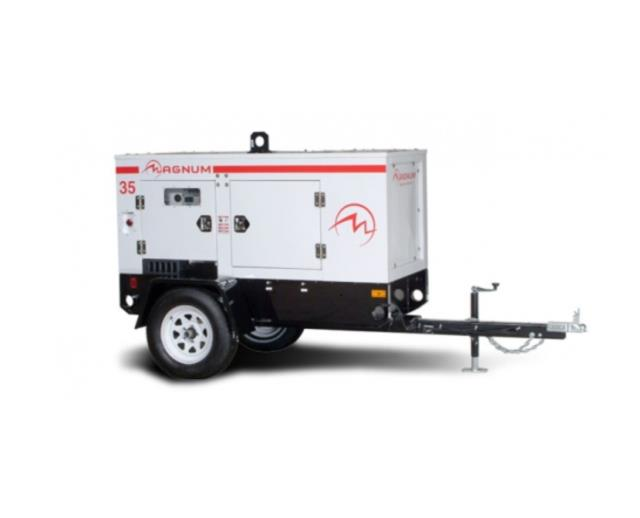 Where to find GENERATOR, 35KW SILENCED, DIESEL in Whistler