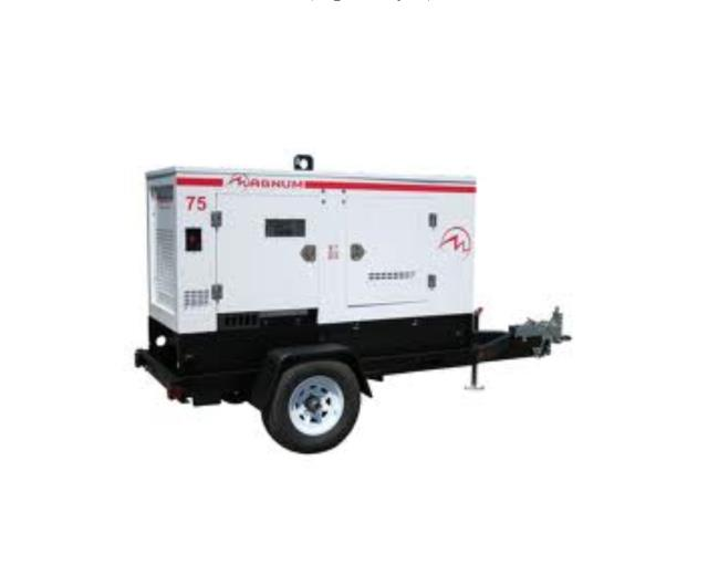 Where to find GENERATOR, 60KW SILENCED, DIESEL in Whistler