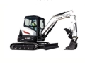 Where to rent MINI EXCAVATOR BOB, E35 in Whistler BC