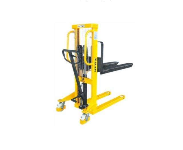 Where to find HYDRAULIC STACKER PALLET JACK, 1000 LB. in Whistler