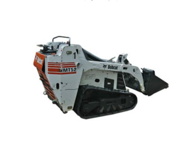 Where to find BOBCAT MINI TRACK LOADER in Whistler