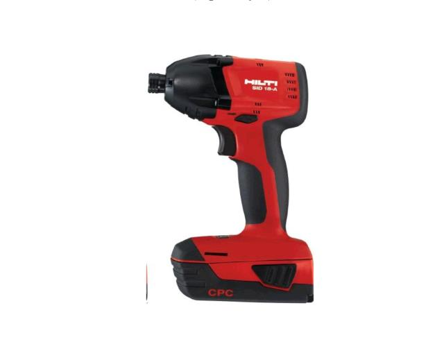 Where to find IMPACT, CORDLESS, SID 18-A HILTI in Whistler