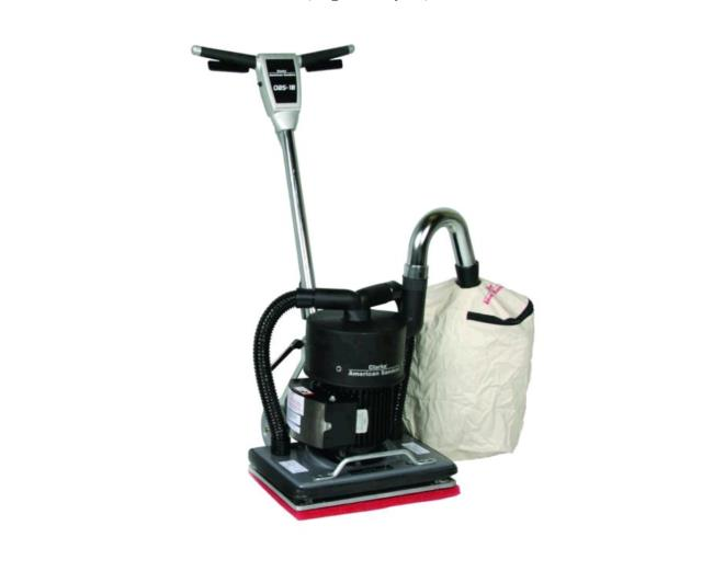 Where to find SANDER, ORBITAL 12X18 w  VACCUUM in Whistler