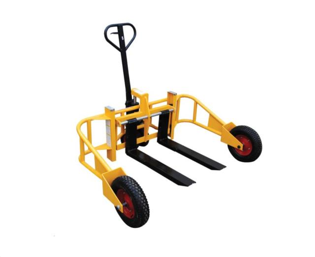 Where to find PALLET JACK, ALL TERRAIN 2000LB in Whistler