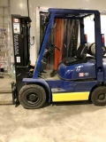 Where to rent FORKLIFT, WAREHOUSE 4000LB LPG in Whistler BC