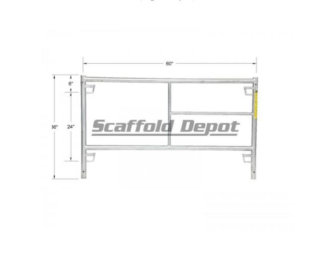 Where to find FRAME SCAF GALV 3 X5 in Whistler
