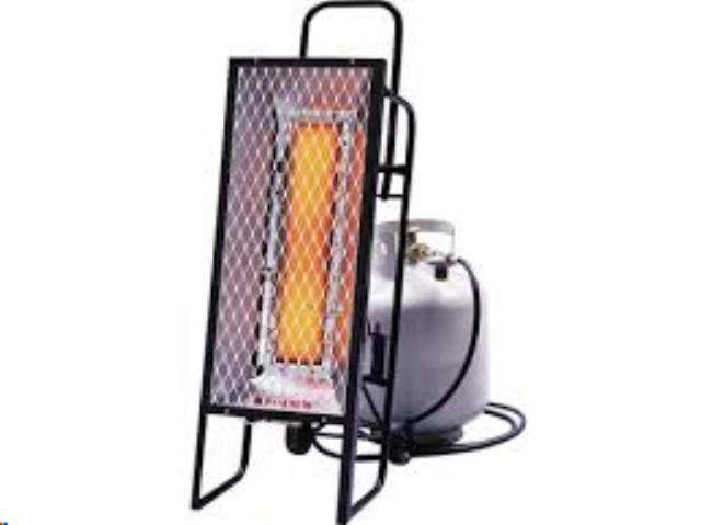 Where to find PROPANE INFRARED HEATER 50,000 BTU in Whistler