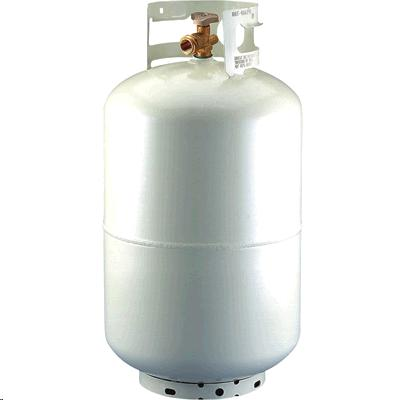 Where to find PROPANE CYLINDER, 30LB in Whistler