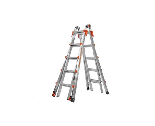 Where to find EXTENSION LADDER, 3 WAY 23 in Whistler