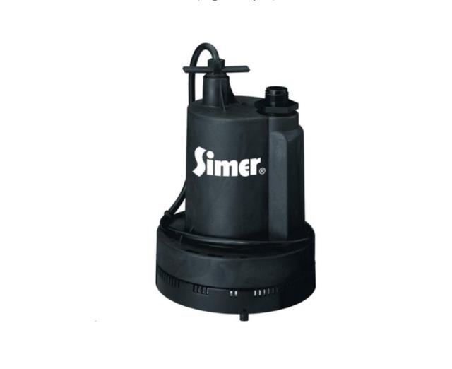 Where to find PUMP, 1  SUBMERSIBLE 110V in Whistler