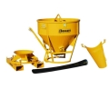 Where to rent CONCRETE BUCKET, 1CU YD in Whistler BC