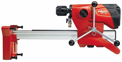 Where to find CORE DRILL DD120 C W STAND in Whistler