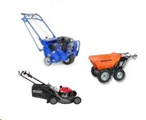Lawn & Garden Equipment Rentals in Whistler, Squamish, & Pemberton BC