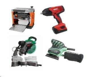Power Tool Rentals in Whistler, Squamish, & Pemberton BC